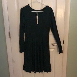 Green dress size Medium. NWT